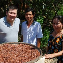 From Cocoa Tree to 3-Star Award Winning Chocolate